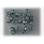 53--82  Wheel Lug Nuts , Steel  ( set of 20 )