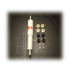 53--62  Shocks  Absorber, KYB Gas Front  ea